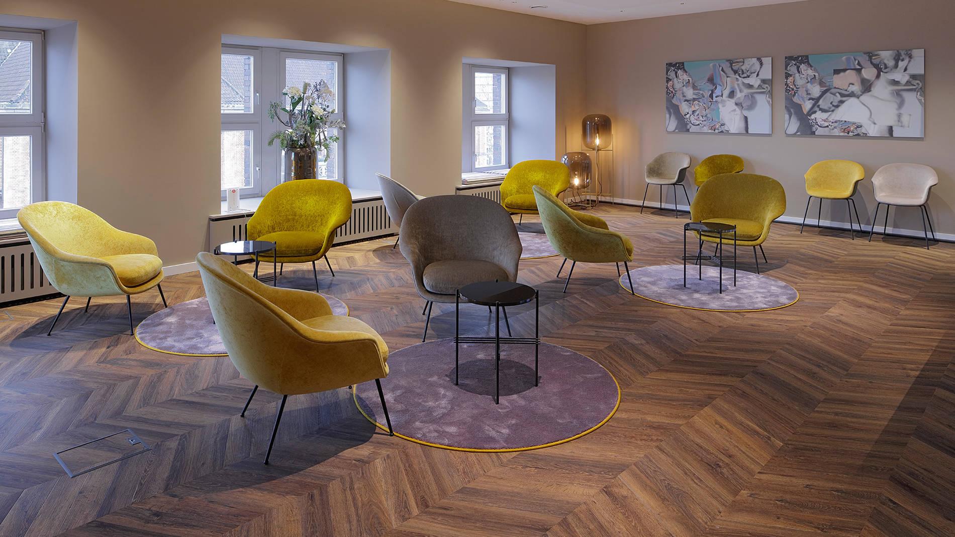 Laminate flooring leigh