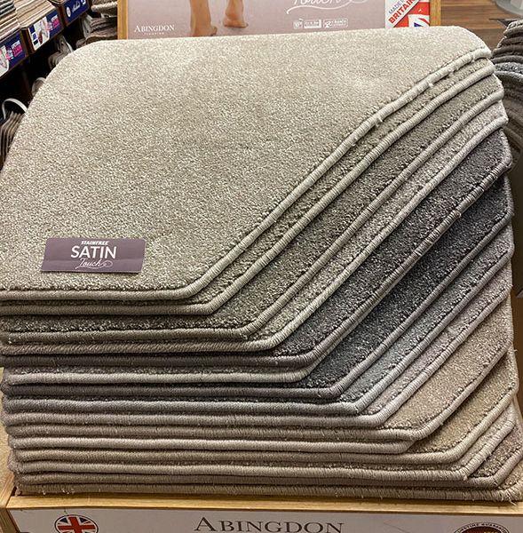 Abingdon Satin Touch Carpet