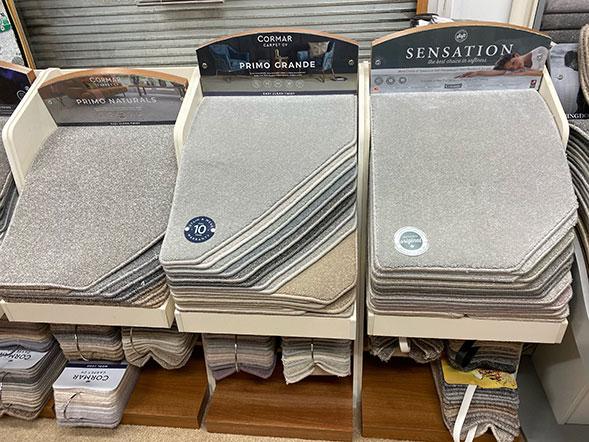 Cormar Primo Carpets