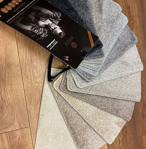 Types of carpets